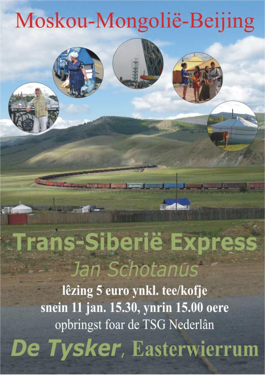 De Trans Sibearykse Spoarline
