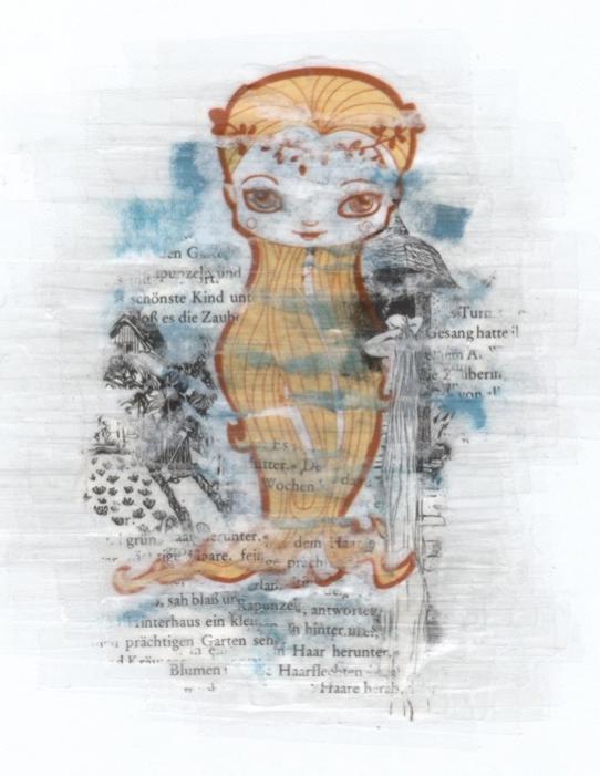 Grimm mearkes yllustraasjes Boersma en Groenesteyn