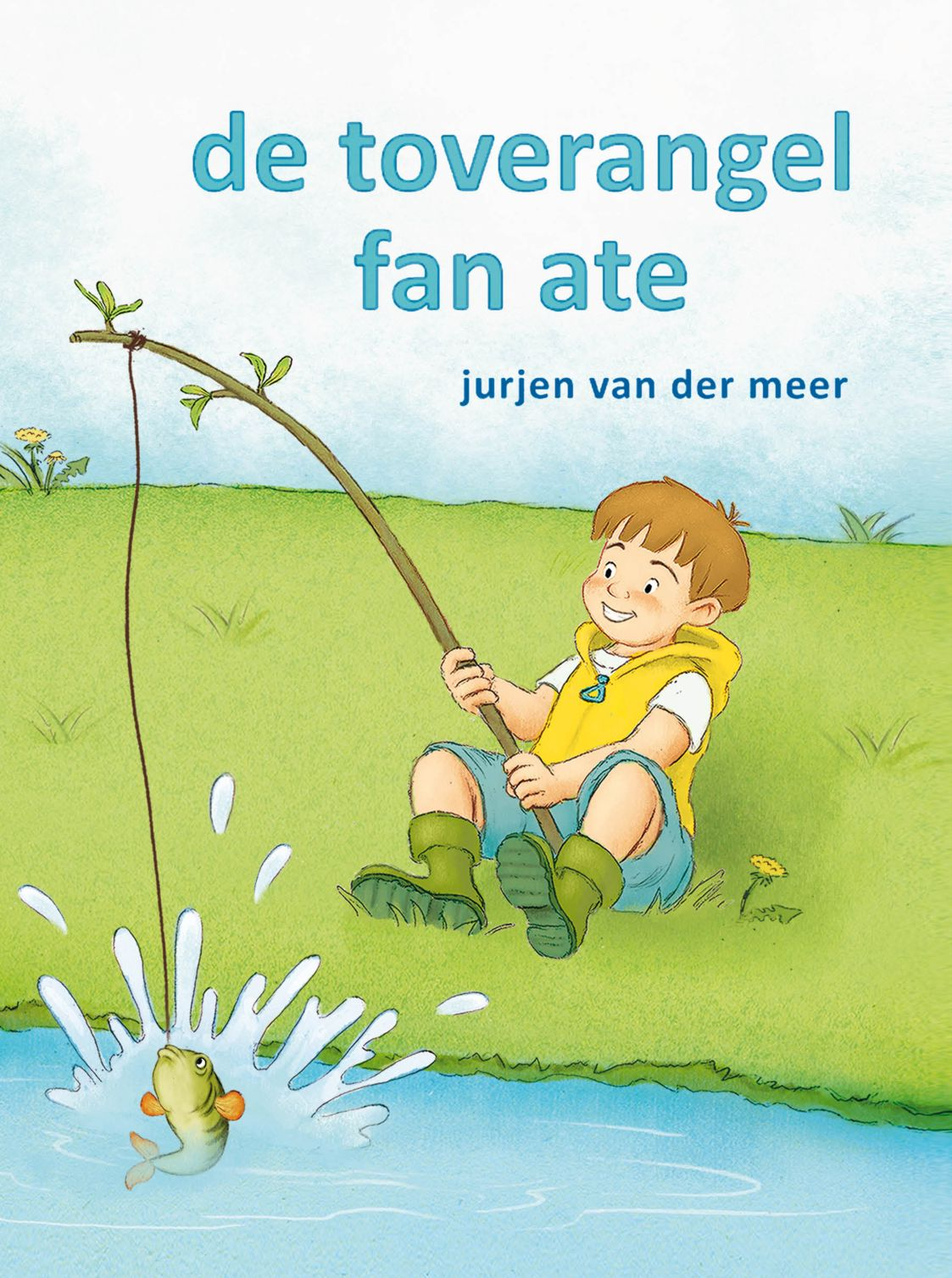 Toverangel - Maaike van den Akker