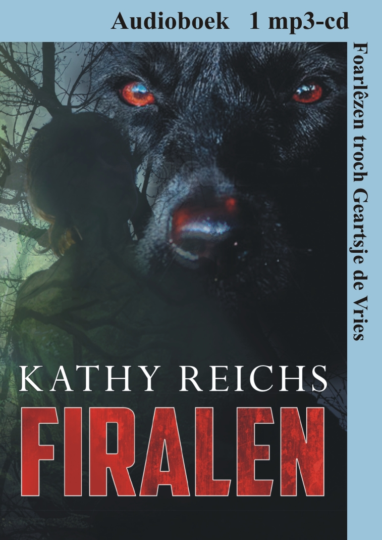 Young Adult Fiction fan Kathy Reichs