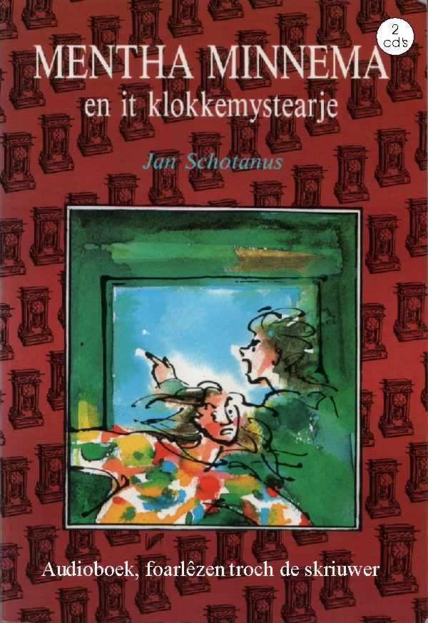 Mentha Minnema en it klokkemystearje, ien fan de earste harkboeken fan Audiofrysk
