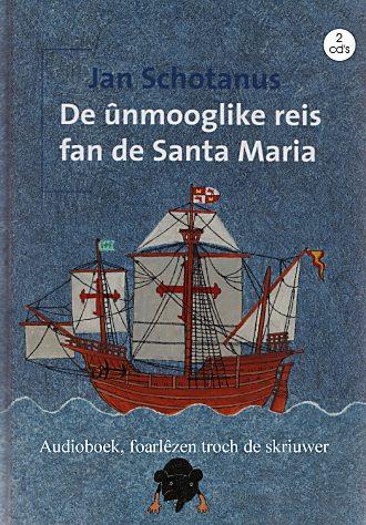It boek oer de reis fan Kolumbus
